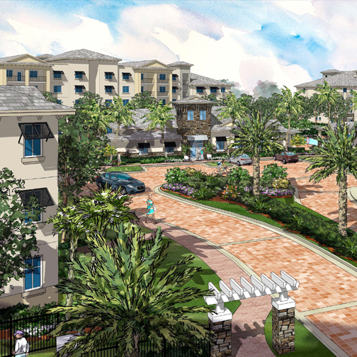Broadstone at Plantation for Alliance Residential