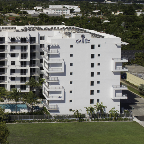 Avery Point Apartments: Current Builders Construction