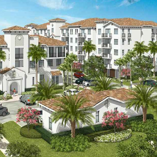 Altis at Miramar West and Miramar Park Homes East