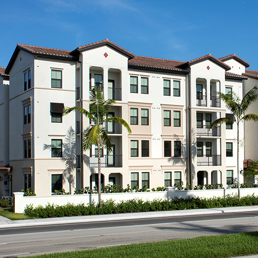 Pompano Beach Apartments: Current Builders Construction